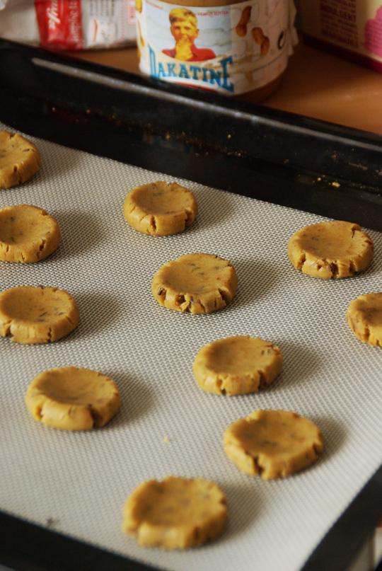 cookies préparation