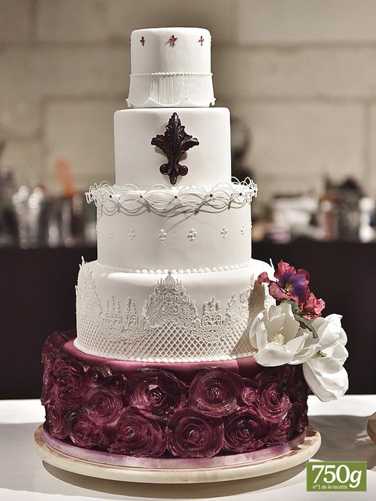 Abbaye-cake deign