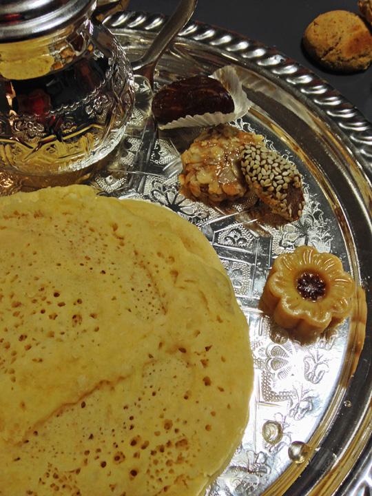 baghrir crepe marocaine