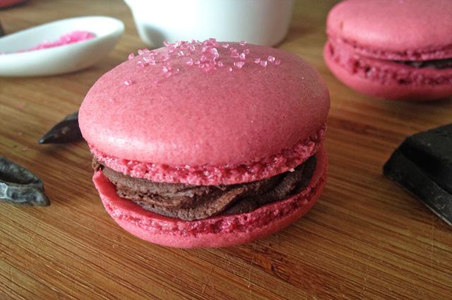 macarons-tonka-chocolat