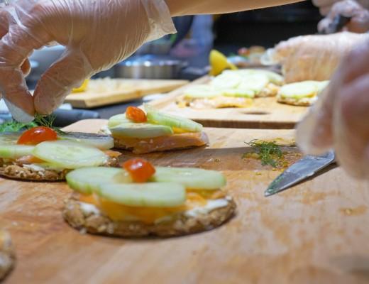 pains-croquants concombre saumon