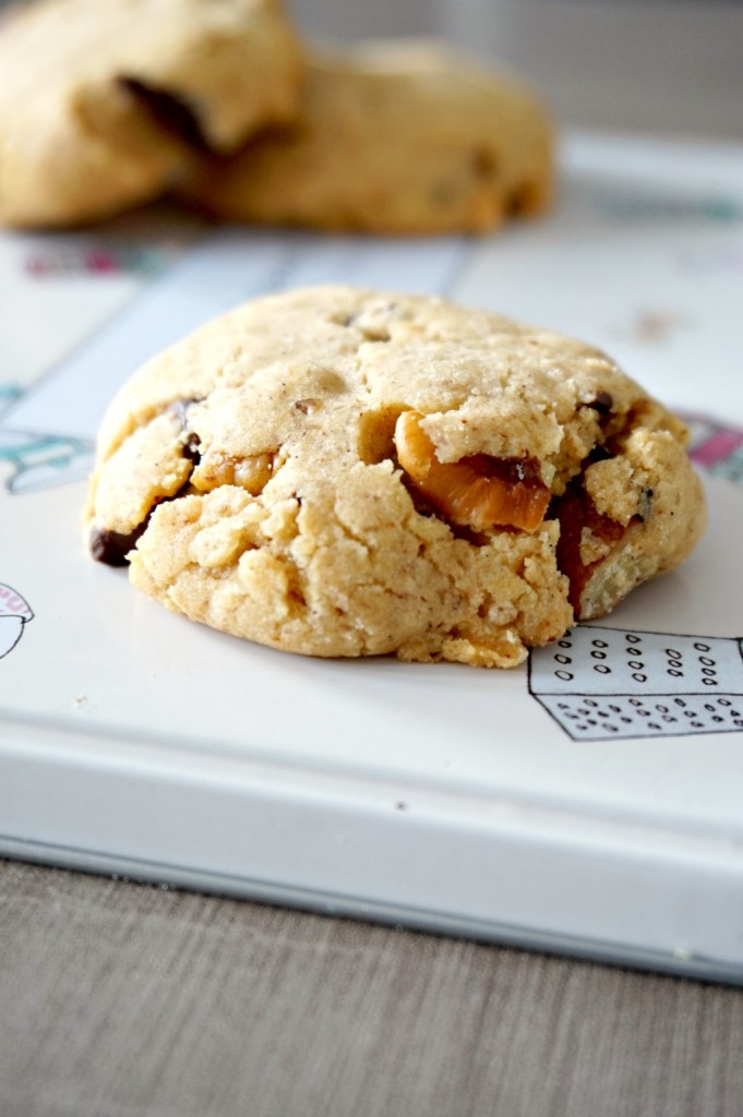 cookies pecan chocolat