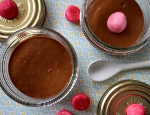 mousse au chocolat simplissime