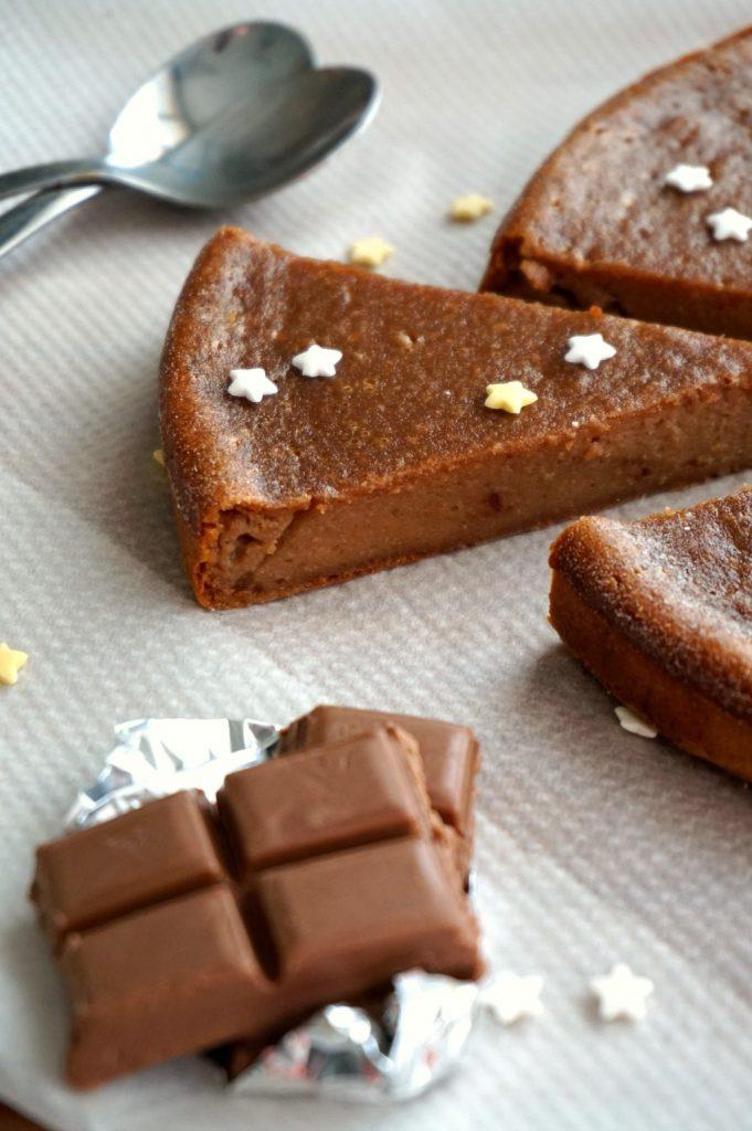 part gateau chocolat tofu