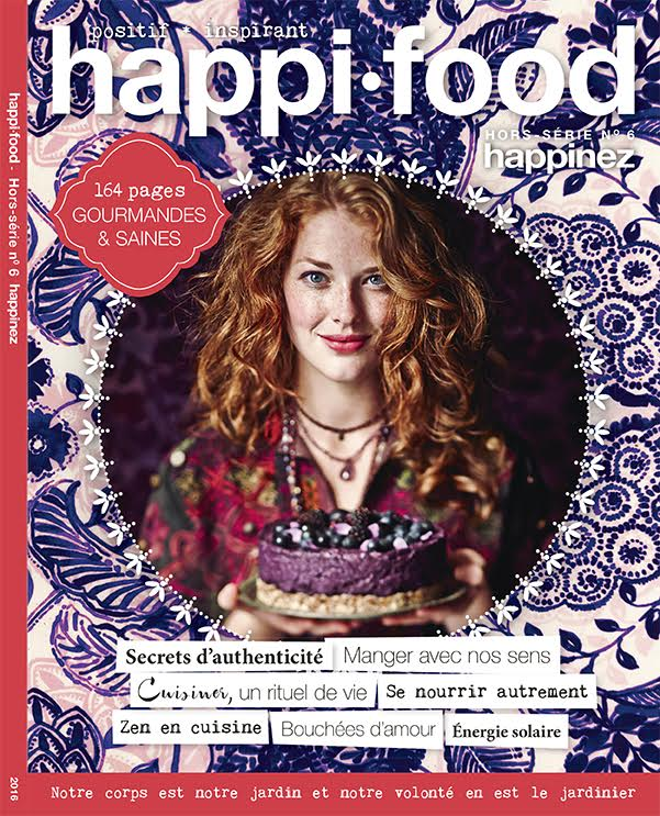 couverture Happifood