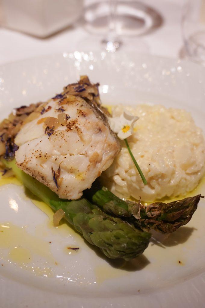 restaurant bistronomique plat