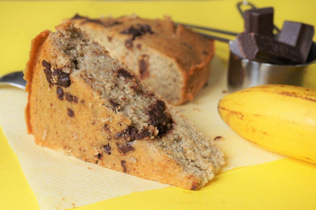 un délicieux banal bread au chocolat healthy