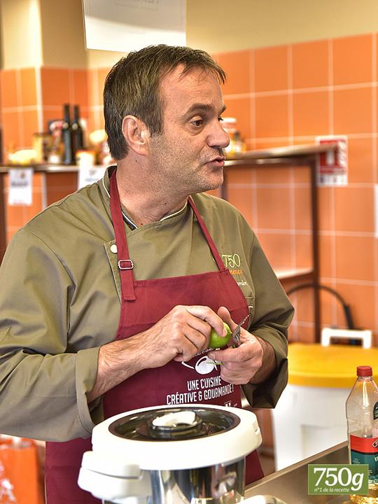 Chef Damien-750g