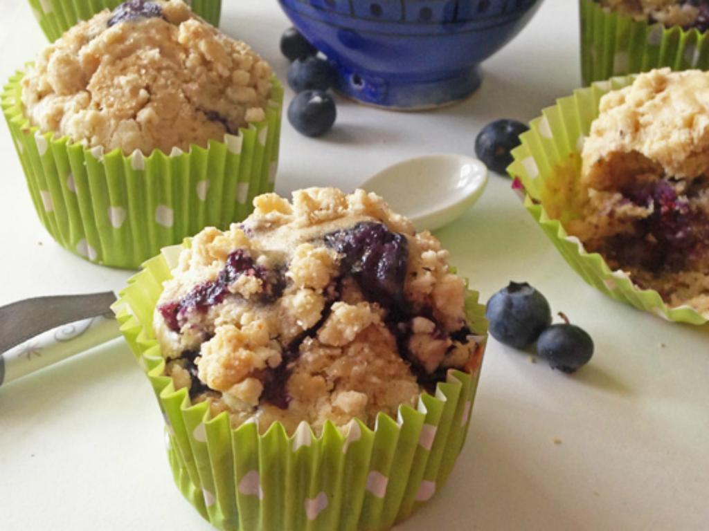 muffins-myrtilles