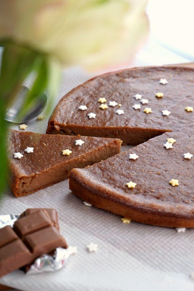 fondant chocolat tofu gluten free