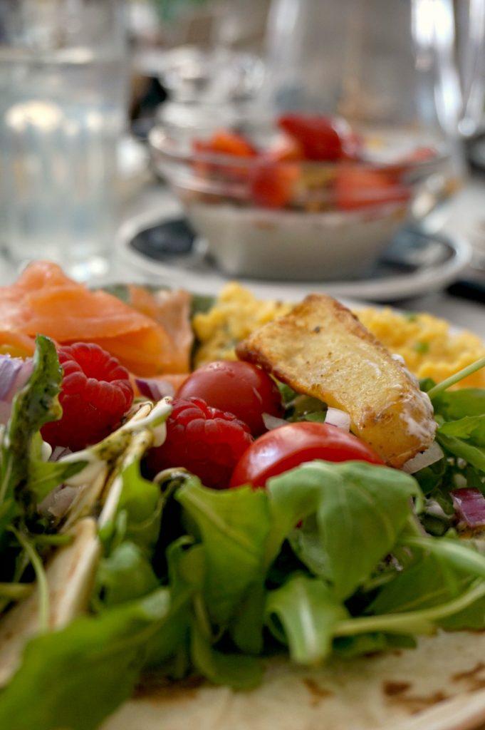 assiette salée brunch konditori