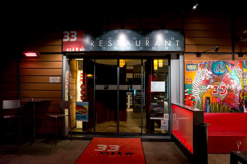 33 cité restaurant